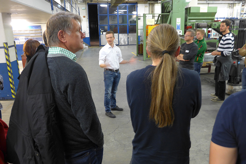 Konzept Kundenevent