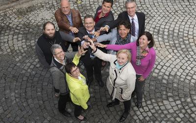 Erfolgreiche Kommunikation der Stiftung Sozialfonds