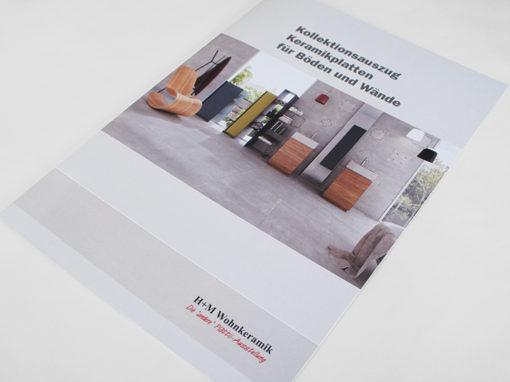 Werbung H+M Wohnkeramik