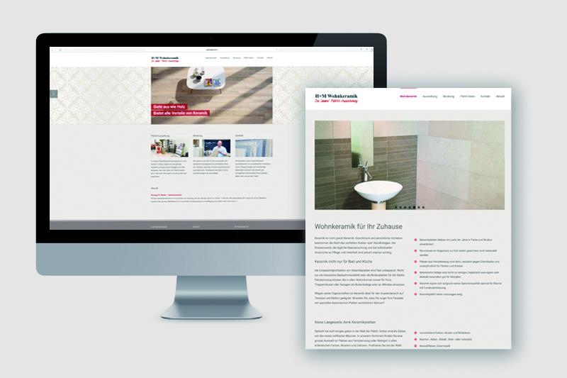 website webkonzept