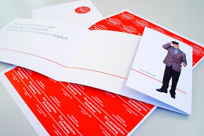 Drucksachen Einladung Kampagne