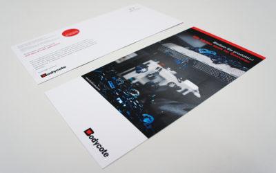 Sommerkarte für die Kunden von Bodycote Schaan