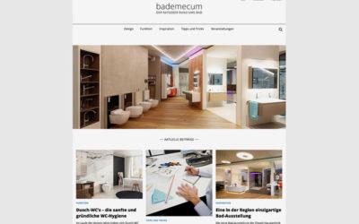 Content Marketing: Der Blog Bademecum