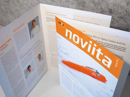 Kundenmagazin Noviita 2017
