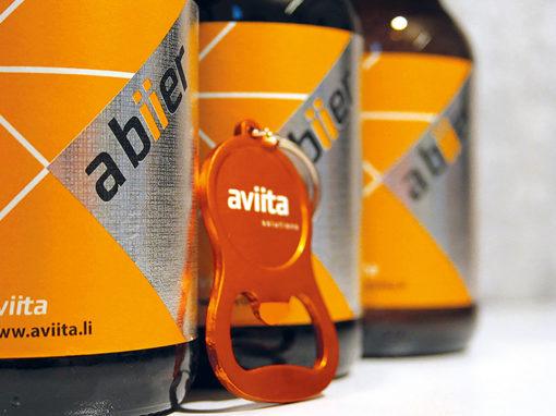 Eventkommunikation für Aviita