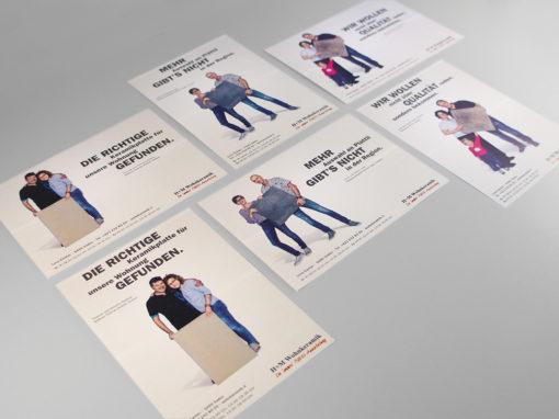 Werbekampagne für H+M Wohnkeramik