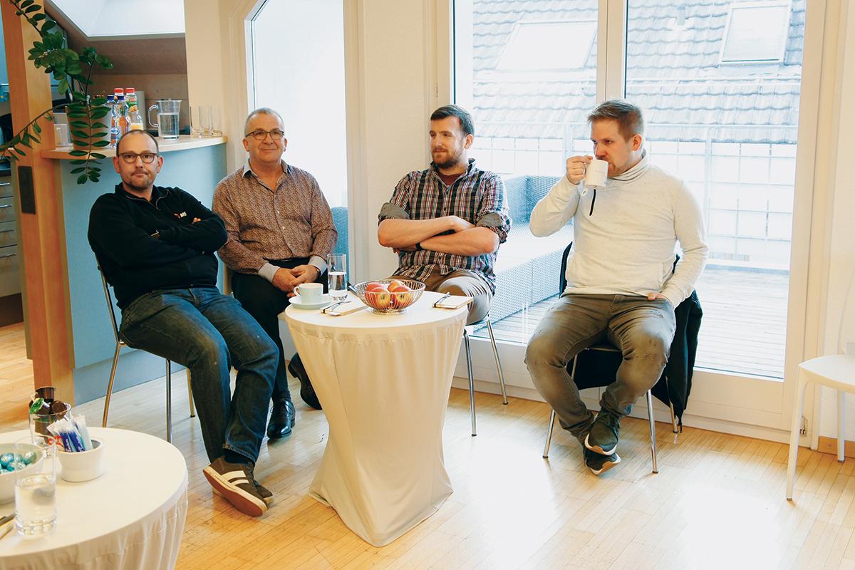 Starke Marken präsentiert vom GERRYFRICK Team am Handwerker-Zmorga