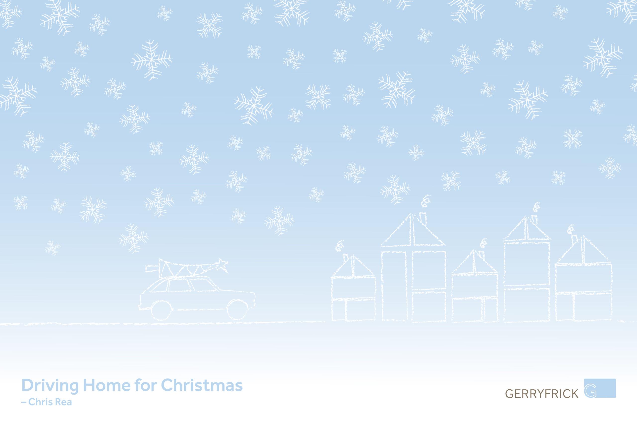 Team GERRYFRICK wünscht frohe Weihnachten 2019