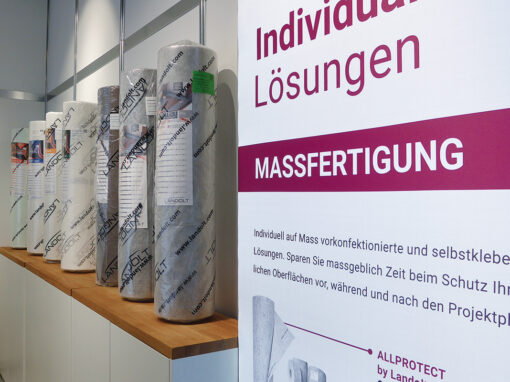 Relaunch modularer Messestand