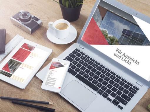 CI/CD und Webauftritt für neues Unternehmen