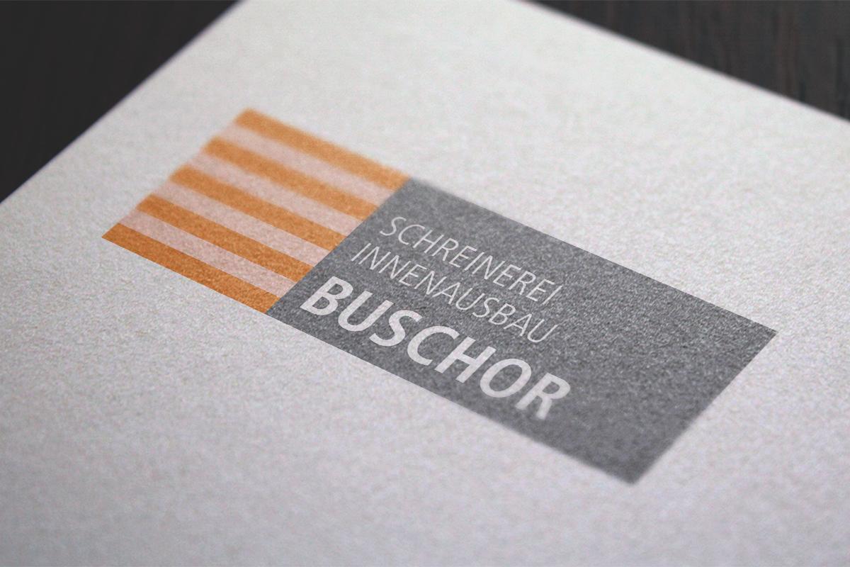 Überarbeitung des CI/CD der Schreinerei Buschor in Altstätten von GERRYFRICK Est.