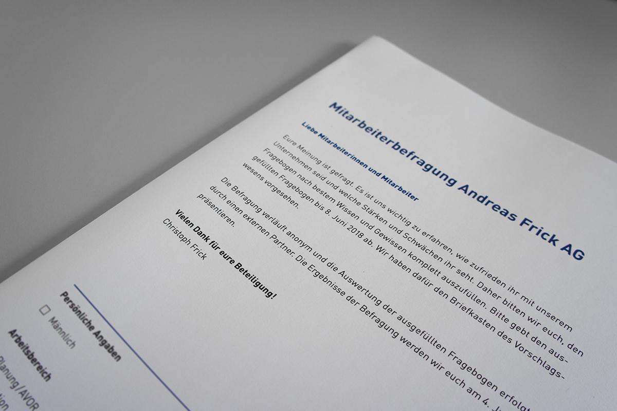 Massnahmenpakete zur Verbesserung der Mitarbeiterzufriedenheit mit Unterstützung der GERRYFRICK Agentur